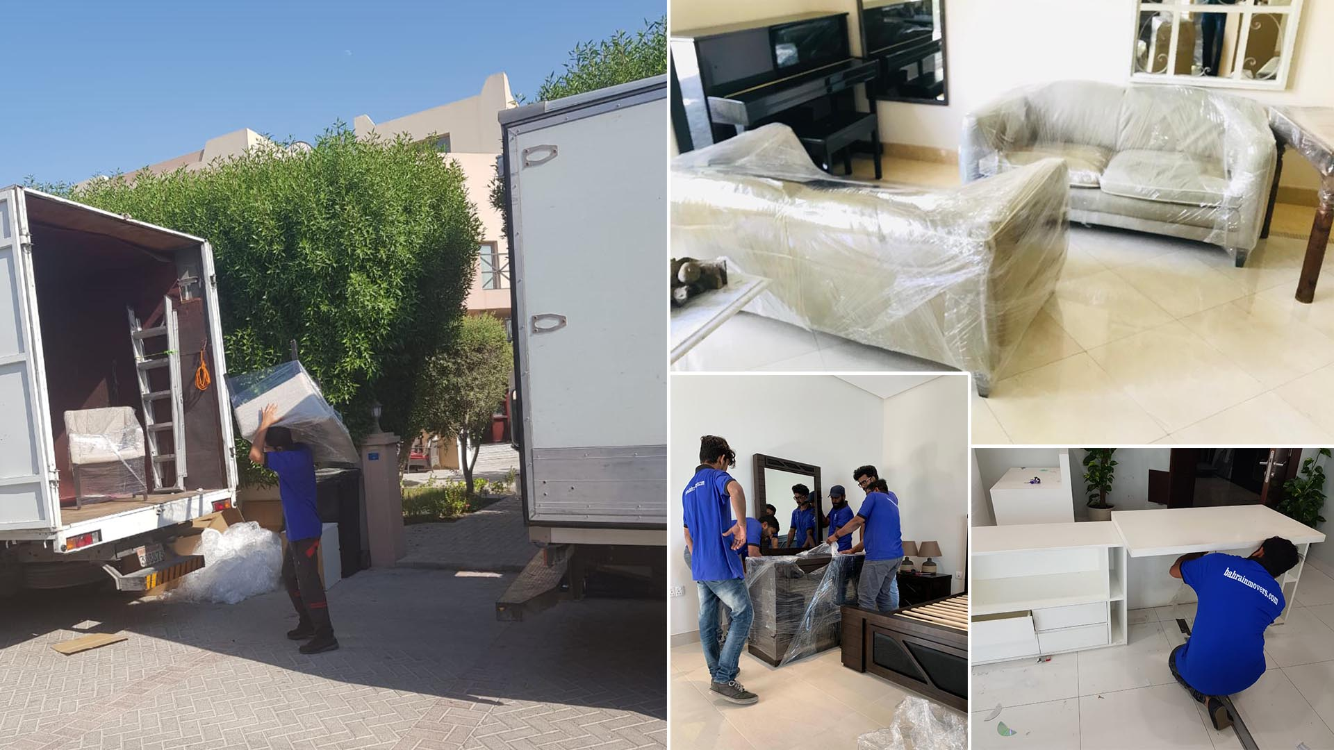 Office Moving Services Bahrain