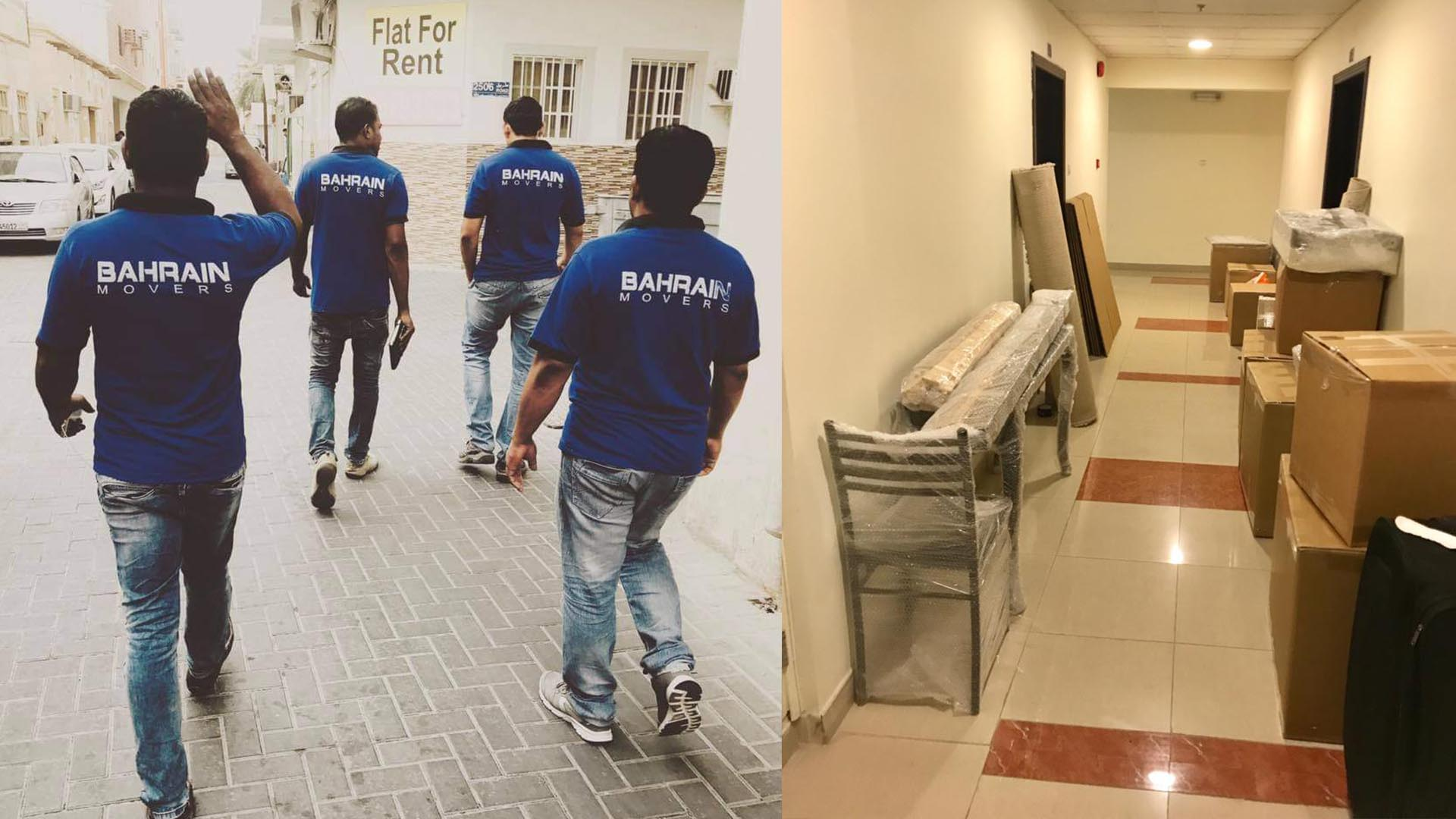 Residence Moving in Bahrain